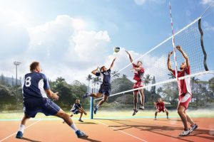 The Physical and Mental Health Benefits of Volleyball