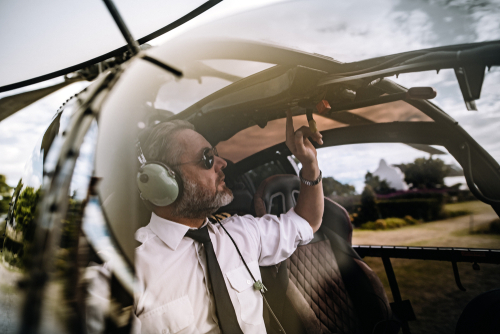 What Factors Impact a Pilot's Physical and Mental Health?