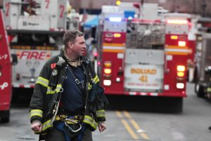 Trauma for First Responders: A Major Need for Healthy Coping Skills Interventions
